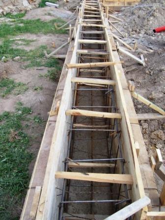 Jak namíchat beton do ztraceného bednění