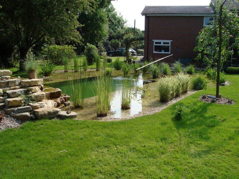 Natural Design Landscaping Cornwall