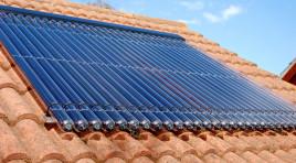 Solární systémy v NZÚ