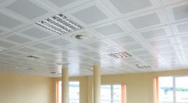 Podhled místo klasického stropu?