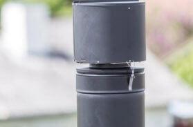 Komínový spalinový ventilátor Draftbooster
