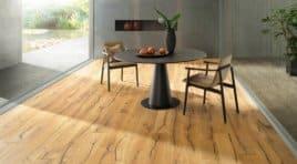 Dřevěná podlaha a její údržba