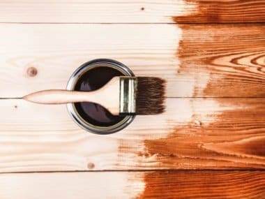 Lazura na dřevo