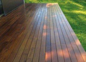 Výběr materiálu na sttavbu terasy