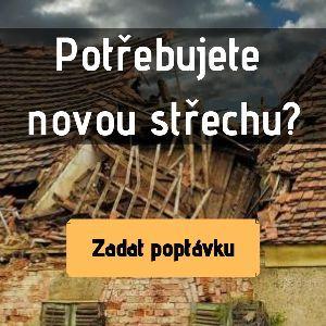 Poptávka na novou střechu