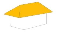 Střecha valbová