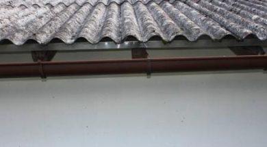 Likvidace eternitové střechy