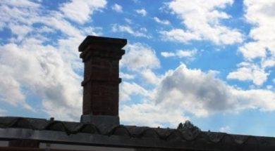 Frézování a vložkování komínu