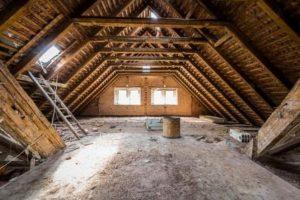 půdní vestavba rozšíří obytný prostor domu