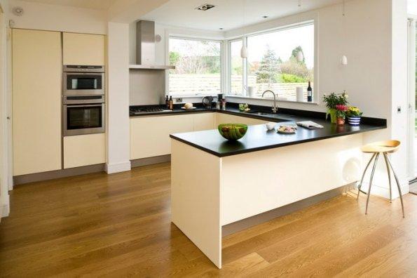 Vinylová kuchyňská podlaha
