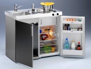 Set tzv. minikuchyně