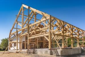 konstrukce dřevostaveb