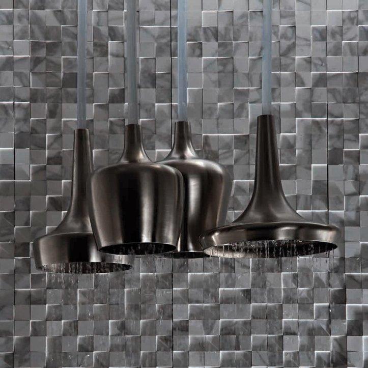 moderní designová sprchová hlavice