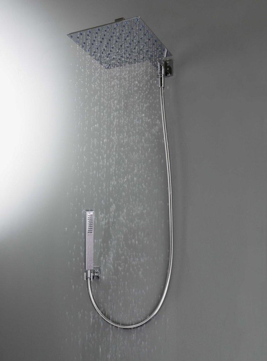 Sprchová hlavice pevná i ruční