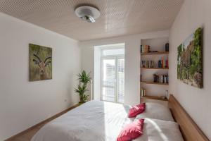 akustické panely na strop