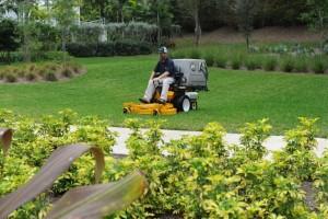 zahradní traktůrek sekačka na trávu Walkers