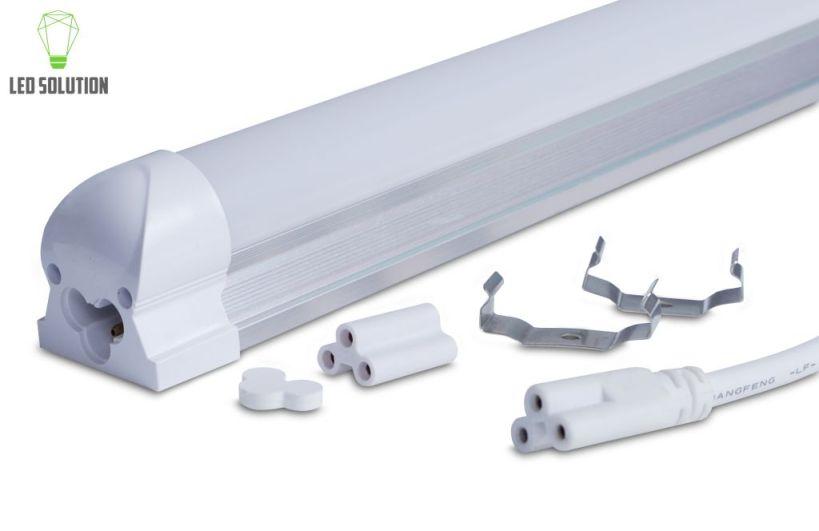 LED zářivka, svítidlo