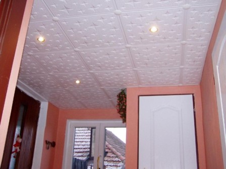 Polystyrenový podhled