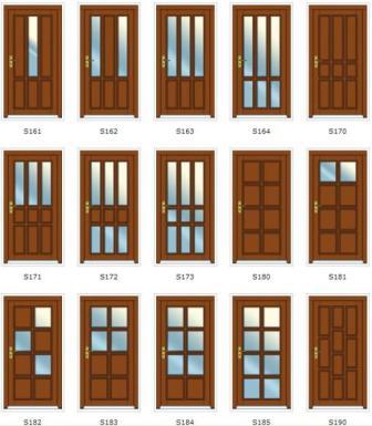 prosklení vchodových dveří