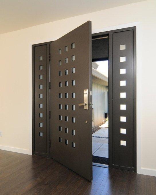 jak správně vybrat vchodové dveře