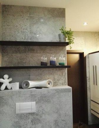 Povrchová úprava - betonový vzhled