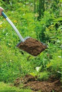 příprava zahrady na jaro