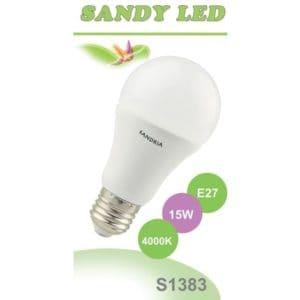 úsporná LED žárovka SANDY