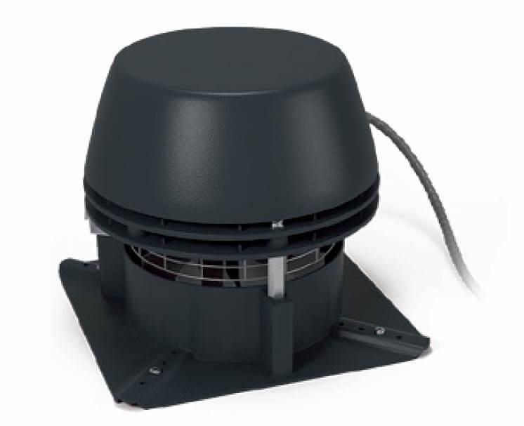 Spalinový komínový ventilátor Exodraft