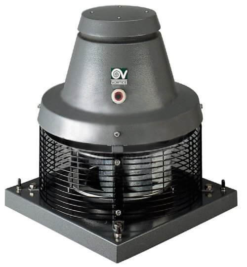 Spalinový ventilátor Tiracamino