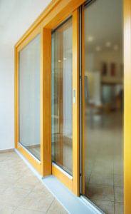 Dřevěný HS portál