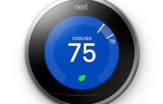 Chytrý termostat NEST