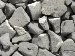 Pěnové sklo granulované