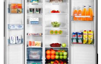 Výběr ledničky
