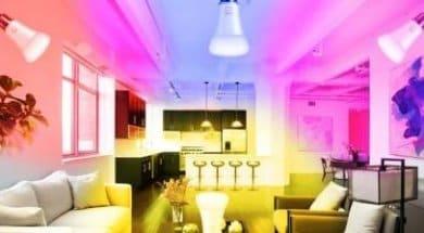 Inteligentní zařízení bytu – chytrá žárovka Philips Hue starter Kit