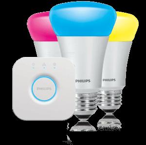 Chytrá žárovka Philips Hue