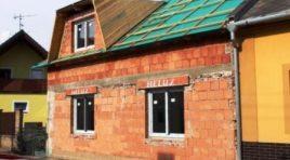 Přestavba půdy na podkroví: Krok č. 6 – stavba vikýře