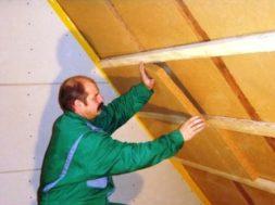 Zateplní střechy mezikrokevním systémem