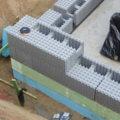 Polystyrenové zdicí bloky