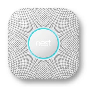 Chytrý detektor kouře Nest