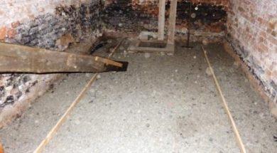 Jak vybetonovat podlahu – strhávací latě