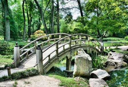 jak si udělat japonskou zahradu doma