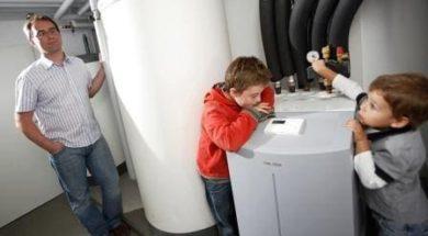 Výběr tepelného čerpadla