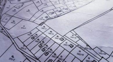 katastrální mapa – jak získat výpis z katastru nemovitostí