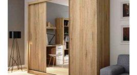 Šatní skříně – materiál a vnitřní uspořádání
