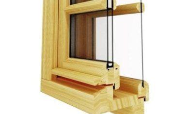 Dřevěné špaletové okno – údržba dřevěných oken