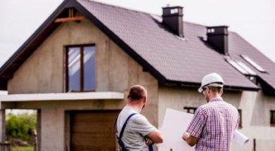 Geometrický plán je potřeba pro ohlášení dokončené stavby