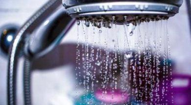 Spotřeba pitné vody v domácnosti