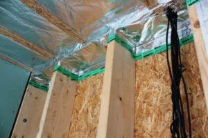 OSB desky pro difúzně uzavřené dřevostavby