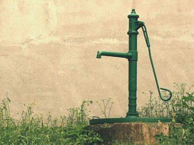Stavba vrtané studny