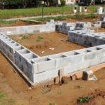 Ztracené bednění – postup, beton a výztuž